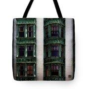 Downtown San Francisco Tote Bag