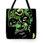 Dr. Dre Full Color Tote Bag