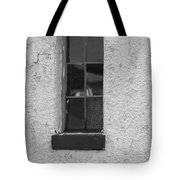 Drab In Black And White Tote Bag