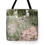 Dragon Garden  Tote Bag