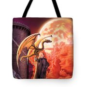 Dragon Lord Tote Bag