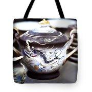 Dragon Satsuma Bowl Tote Bag