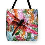 Dragonfly Fairy I Tote Bag