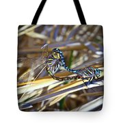 Dragonfly Love Tote Bag