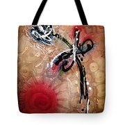 Dragonfly Smile Tote Bag