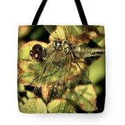 Dragonfly Wingspan Tote Bag