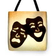Drama Tote Bag by Tony Cordoza