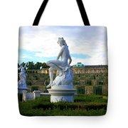 Dramatic Sanssouci Tote Bag