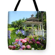 Dream Gazebo Tote Bag
