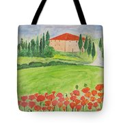 Dream Home Tote Bag