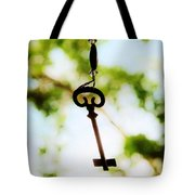 Dream Key Tote Bag
