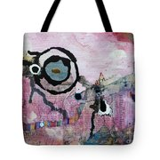Dream Painting Tote Bag
