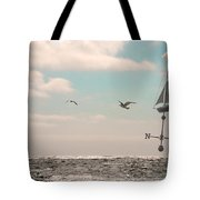 Dreamers Journey Tote Bag