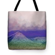 Dreaming In Technicolor Tote Bag