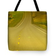 Dreaming Up A Curve Tote Bag