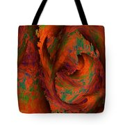 Dreamscapes Tote Bag by Christohper Gaston