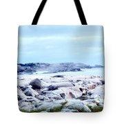 Dreamy Coastal Scene Tote Bag