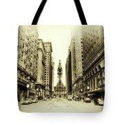Dreamy Philadelphia Tote Bag