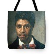 Dred Scott, African-american Hero Tote Bag