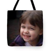 Drena Smiles Tote Bag