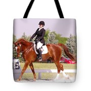 Dressage Test Tote Bag