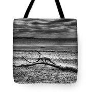 Driftwood Mono Tote Bag