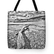 Driftwood Sketch Tote Bag