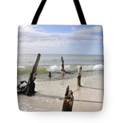Driftwood Stands Watch Tote Bag