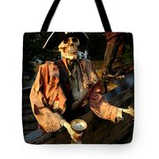 Drink To Death Tote Bag