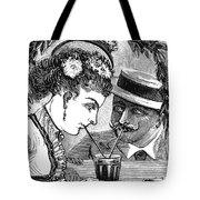 Drinking, 1875 Tote Bag