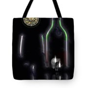 Drinking Alone Tote Bag
