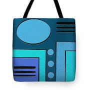 Drip Tote Bag by Ely Arsha