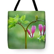 Dripping With Heart Tote Bag