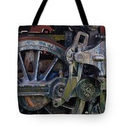 Drive Rod Assembly Tote Bag