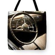 Driver's Seat Tote Bag