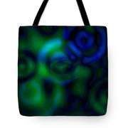 Drops Of Rain Tote Bag