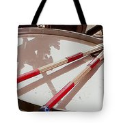 Drum At Rest Tote Bag