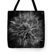 Drunk Dandelion  Tote Bag
