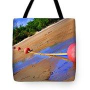 Dry Lake Tote Bag