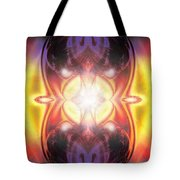 A Spirit Freed To Speak Tote Bag