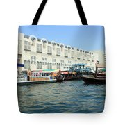 Dubai Water Tote Bag