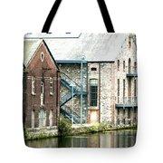 Dublin. Old Harbour Tote Bag