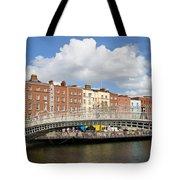Dublin Scenery Tote Bag