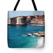 Dubrovnik Old City Tote Bag