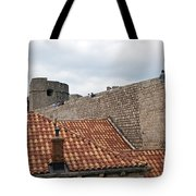 Dubrovnik View 4 Tote Bag