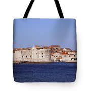 Dubrovnik View 5 Tote Bag
