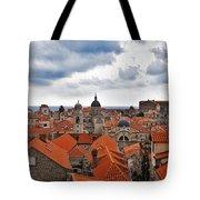 Dubrovnik View 7 Tote Bag