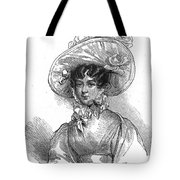 Duchess Of Kent (1786-1861) Tote Bag by Granger