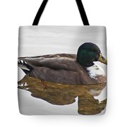 Duck 3 Tote Bag