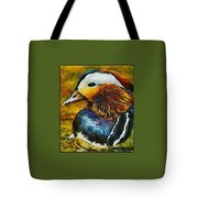 Duck Waddle Quack Tote Bag